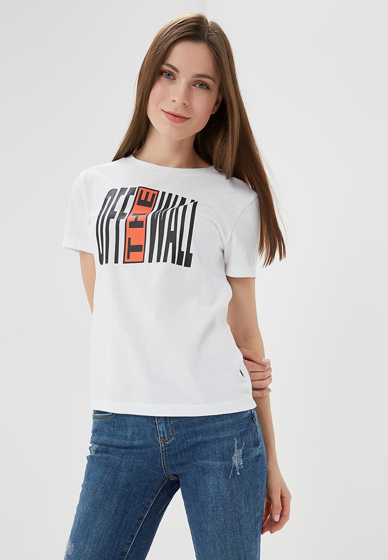 Спортивная футболка VANS VA3ISGWHT