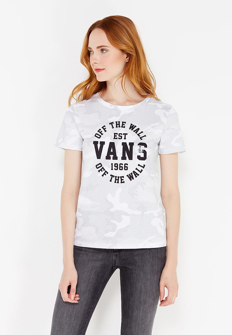 Спортивная футболка VANS VA3AKASHE