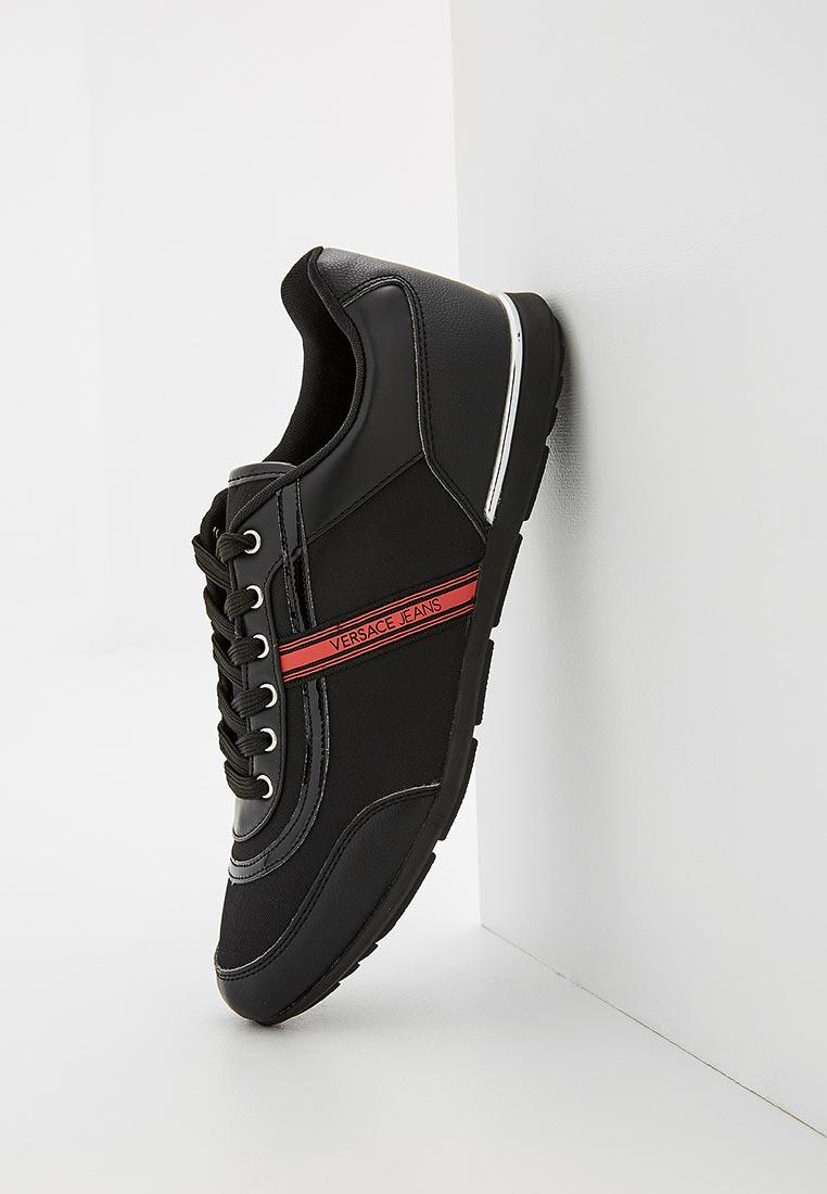 Мужские кроссовки Versace Jeans Ee0yrbsb4E70007: изображение 5