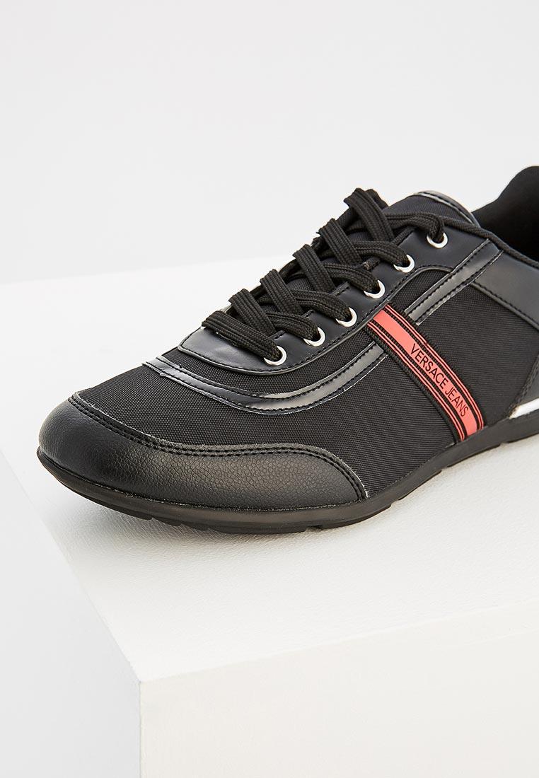Мужские кроссовки Versace Jeans Ee0yrbsb4E70007: изображение 6
