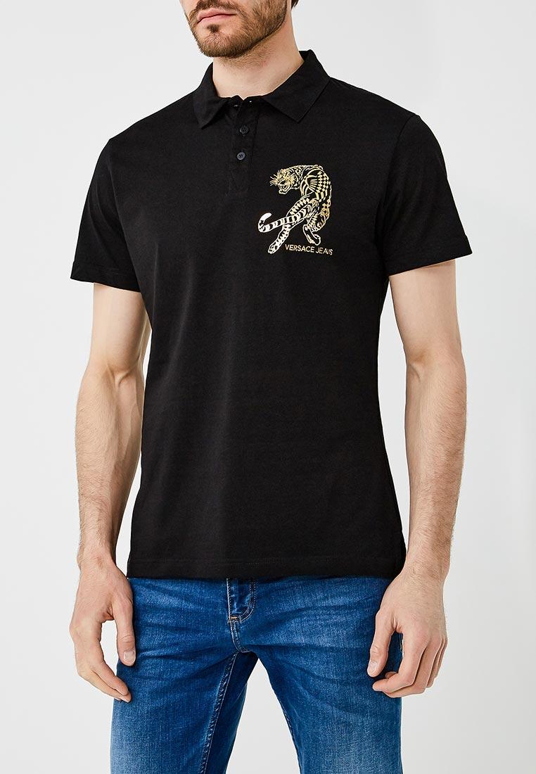 Футболка Versace Jeans EB3GRB7P0E36610
