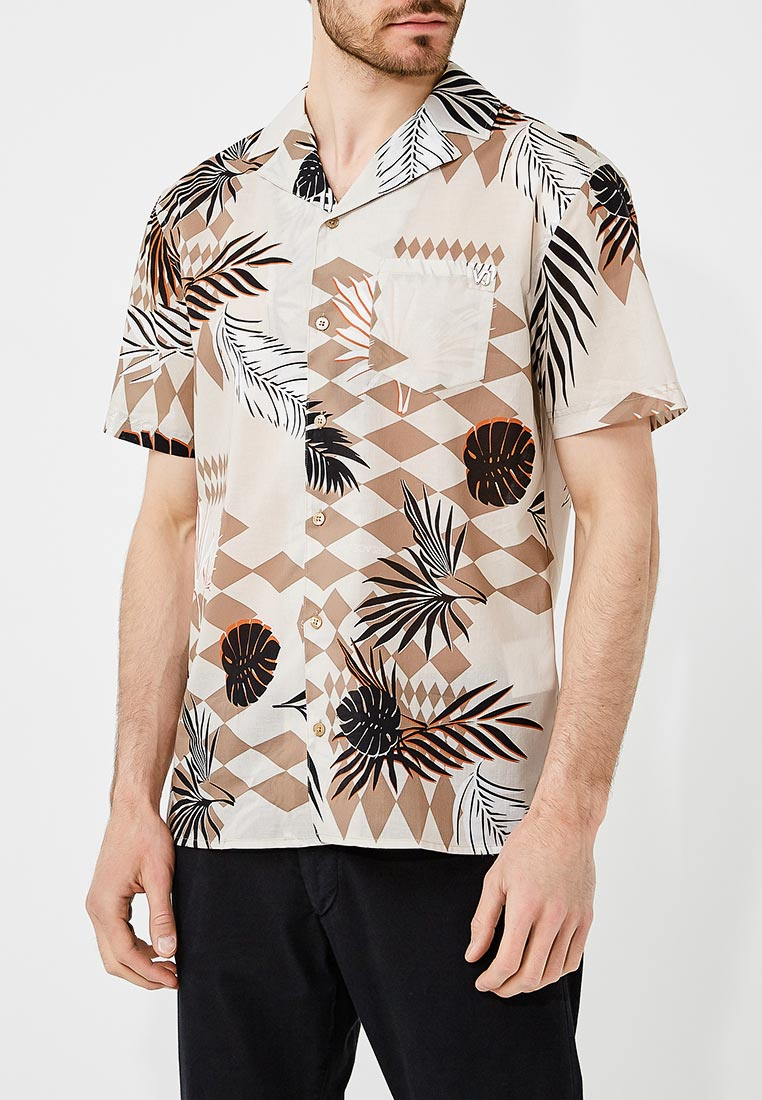 Рубашка с коротким рукавом Versace Jeans EB1GRB614ES0418