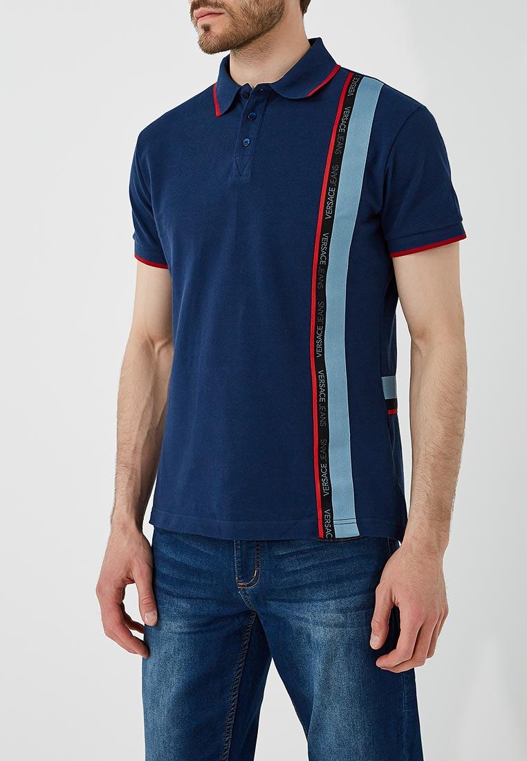 Мужские поло Versace Jeans EB3GRB7PPE36571
