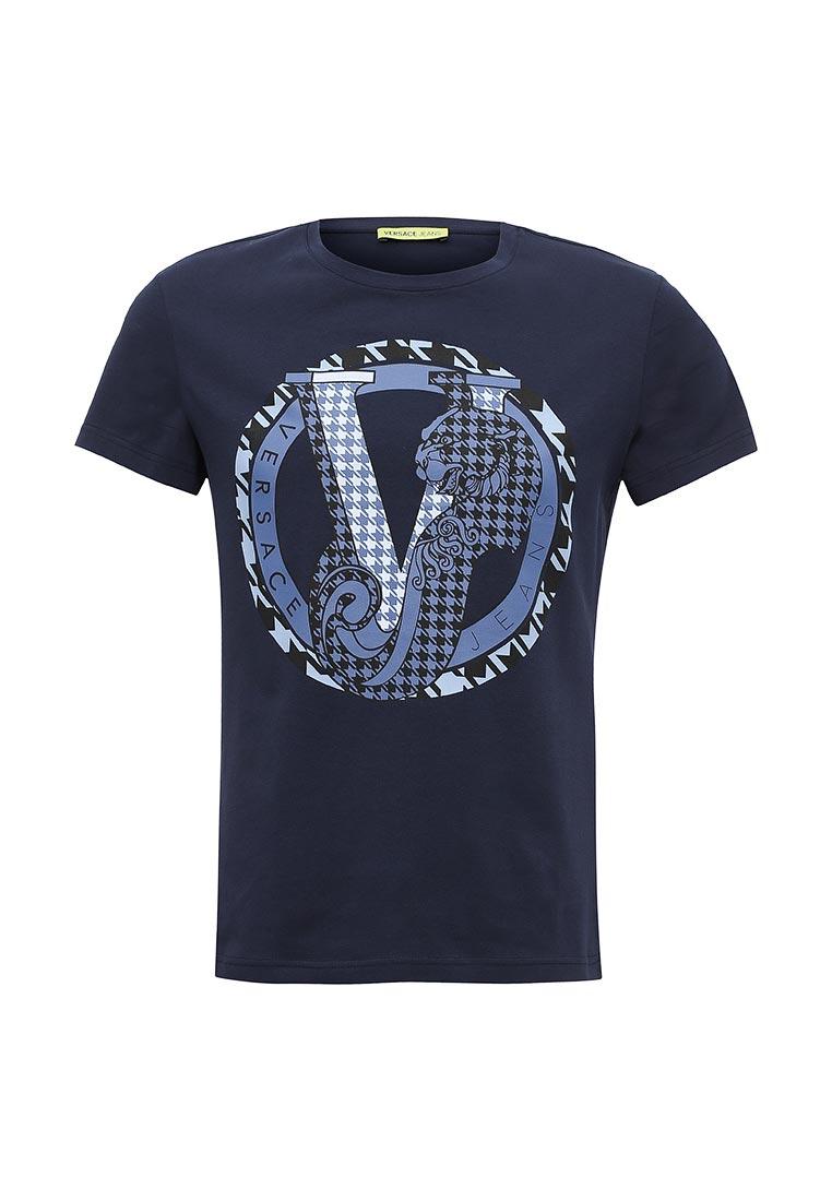 Футболка Versace Jeans B3GQA74236641