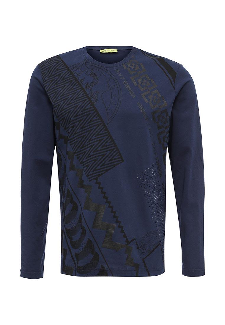 Футболка с длинным рукавом Versace Jeans B3GQA79036590