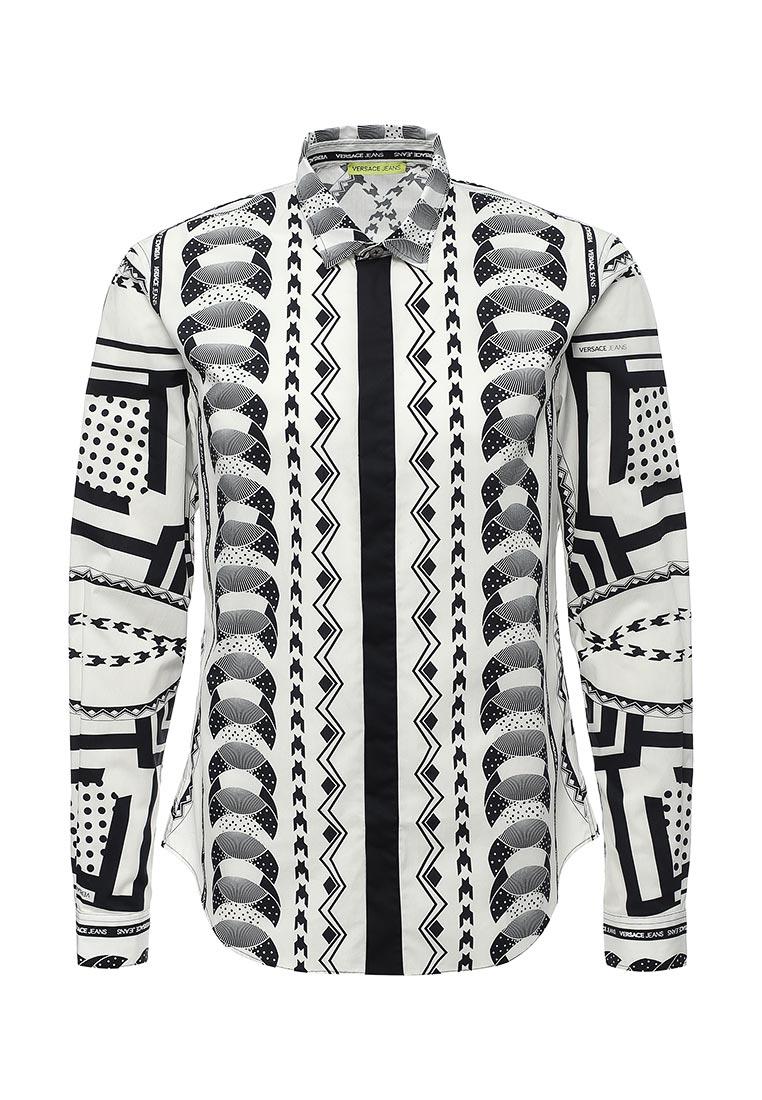 Рубашка с длинным рукавом Versace Jeans B1GQA6M0S0066