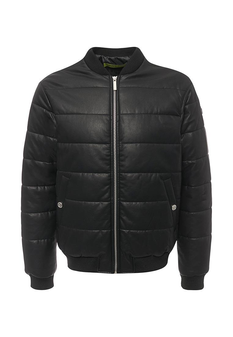 Кожаная куртка Versace Jeans E5GQB91804644