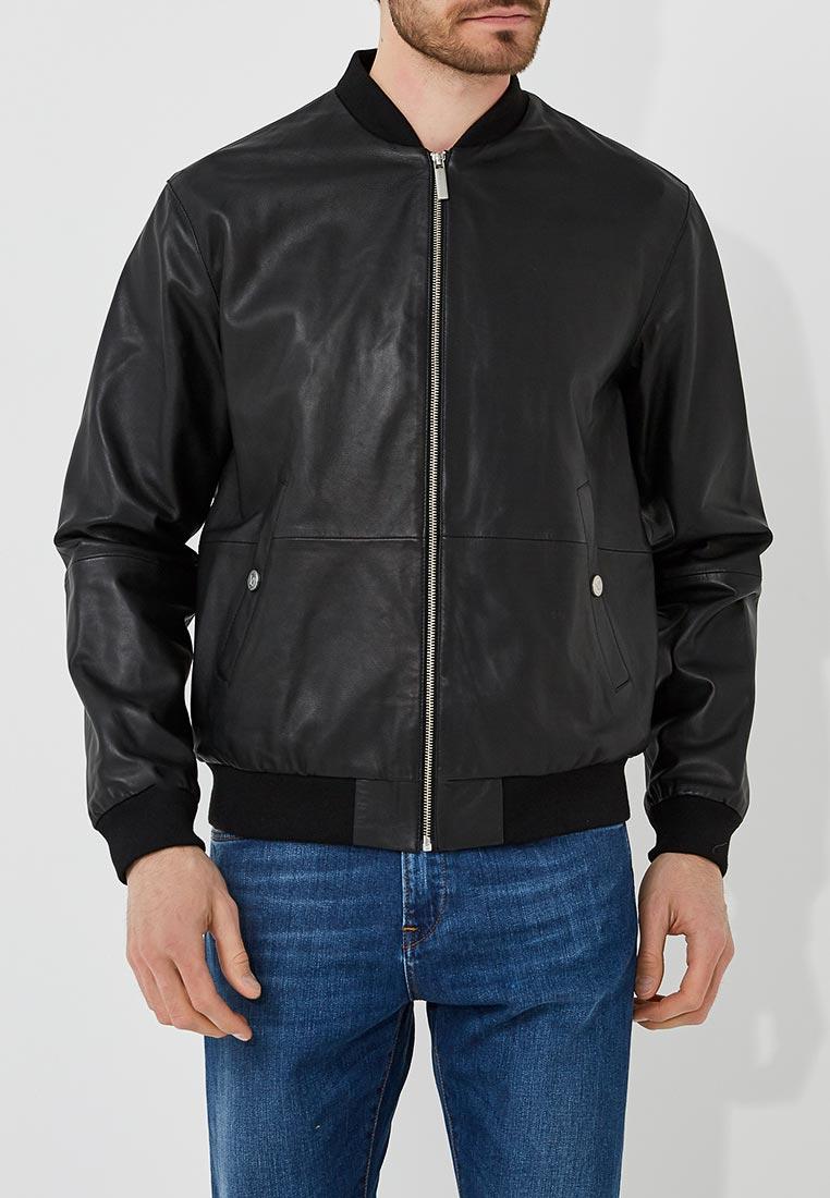 Кожаная куртка Versace Jeans EECGRA9P1E40272