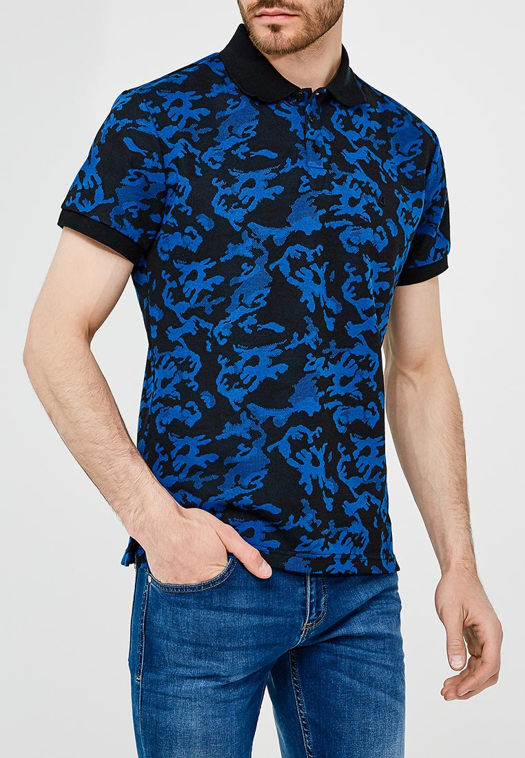 Мужские поло Versace Jeans EB3GRA7PEE13854