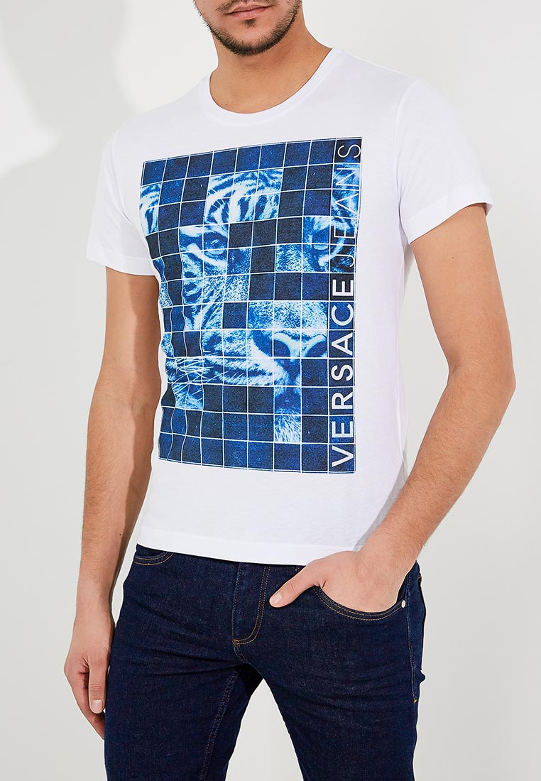 Футболка Versace Jeans eb3gra73cE36598