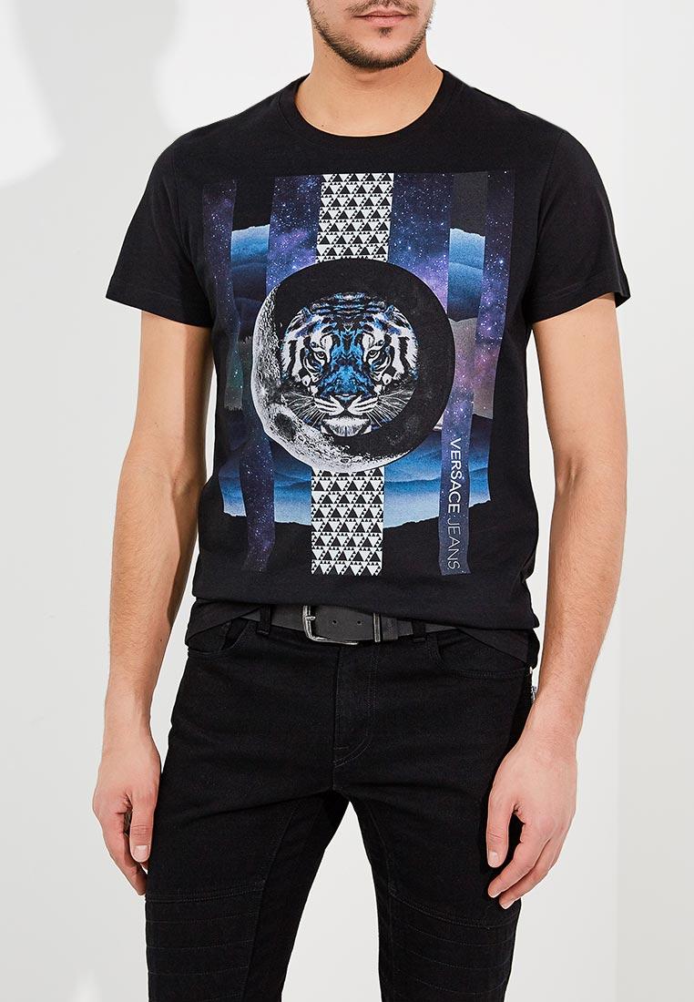 Футболка Versace Jeans eb3gra75cE30134