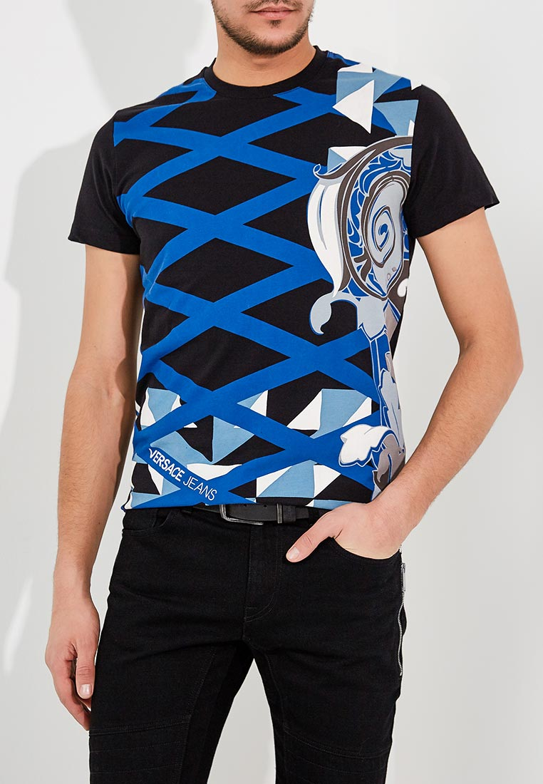 Футболка Versace Jeans eb3gra74dE36619