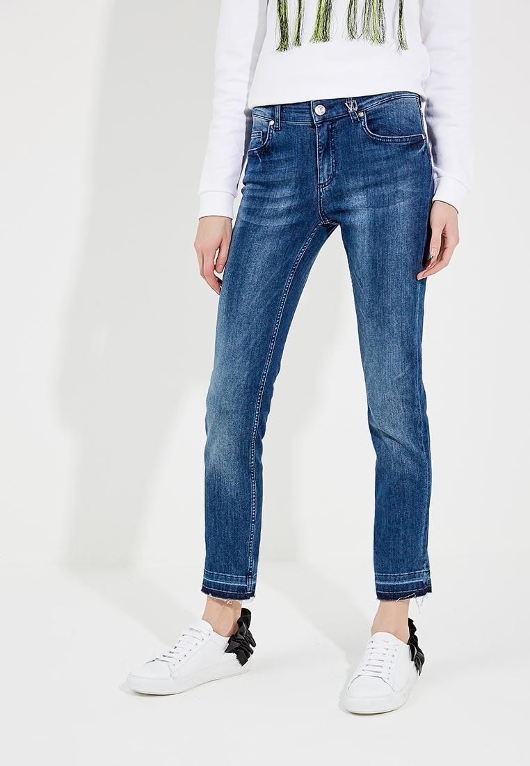 Зауженные джинсы Versace Jeans EA1HRA0S7E64127
