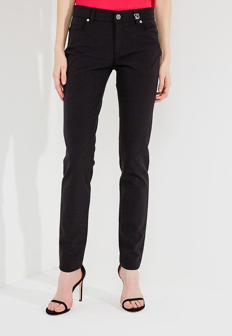 Женские зауженные брюки Versace Jeans EA1HRA0K2E15601