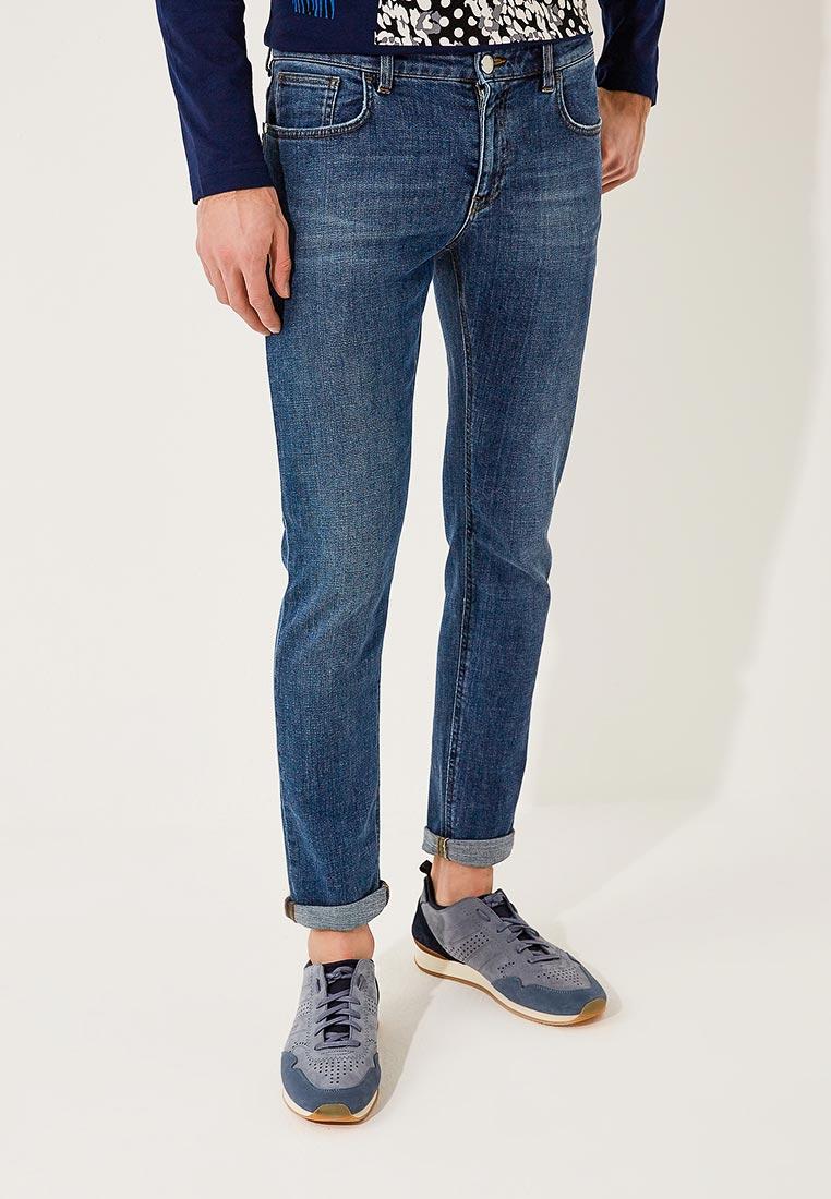 Зауженные джинсы Versus Versace bu40425BT21091