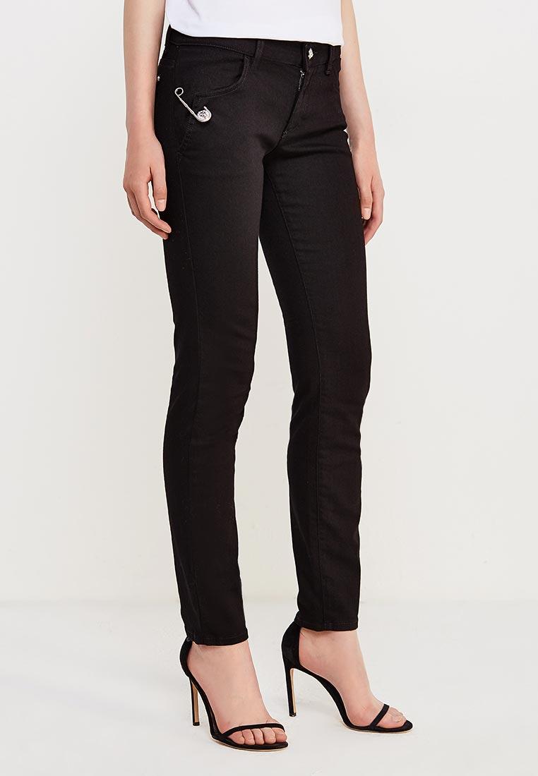 Зауженные джинсы Versus Versace BD40397