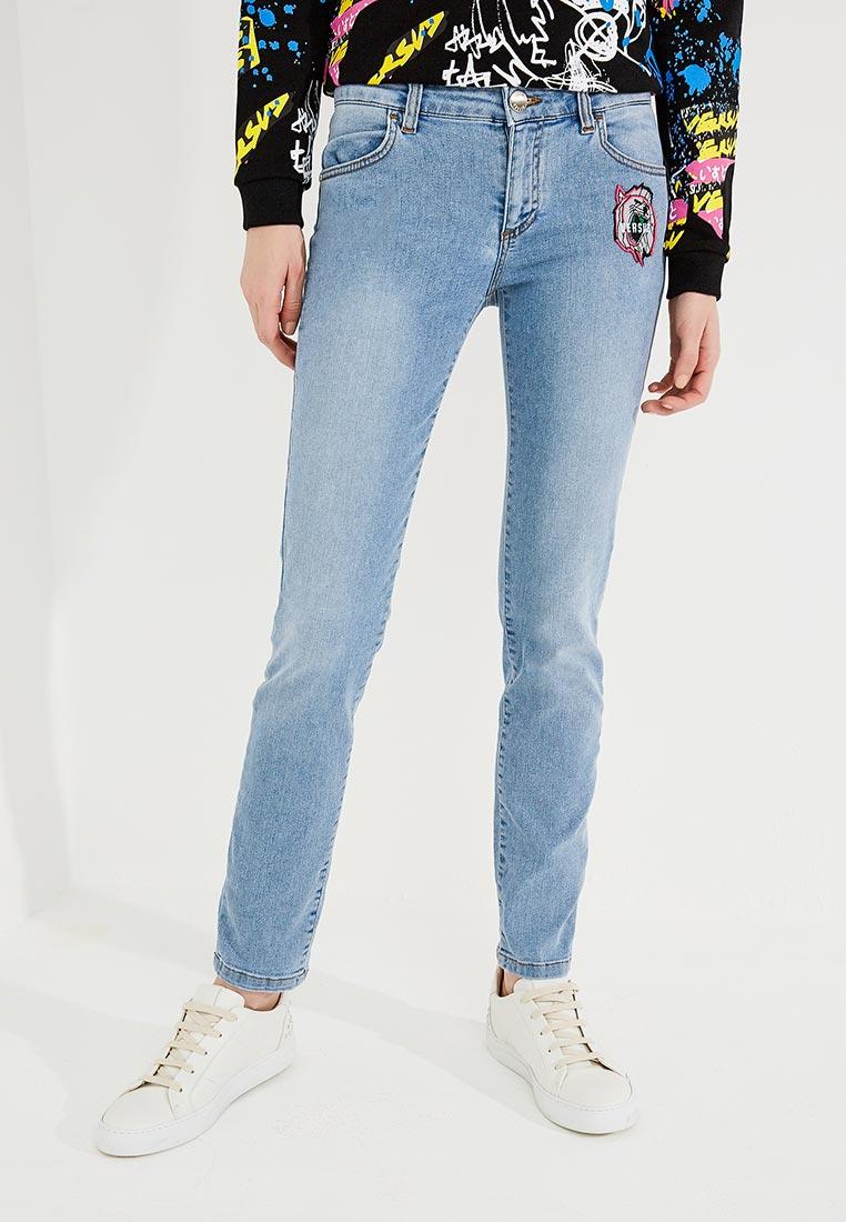 Зауженные джинсы Versus Versace BD40465BT21082