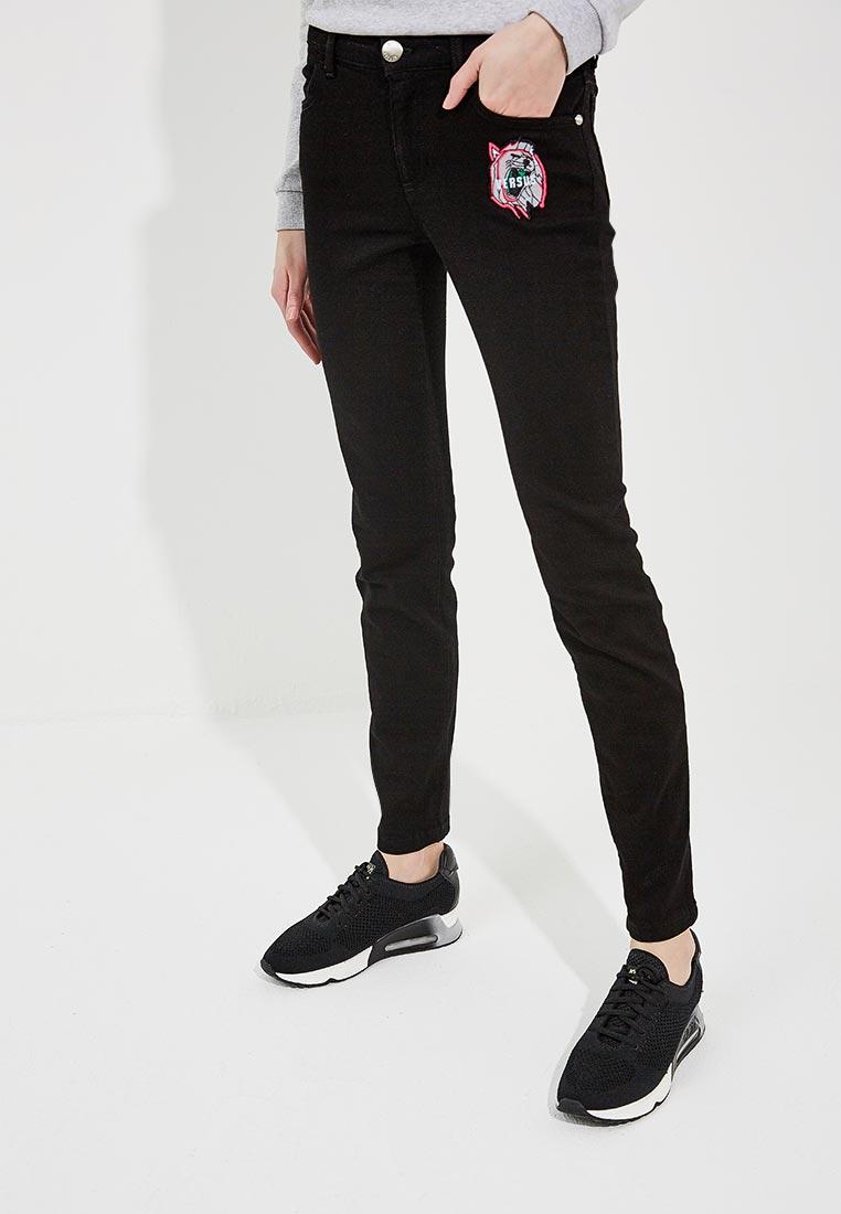 Зауженные джинсы Versus Versace BD40465BT10315