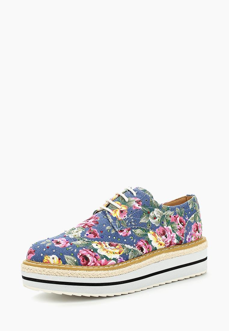 Женские ботинки Vera Blum F46-72037