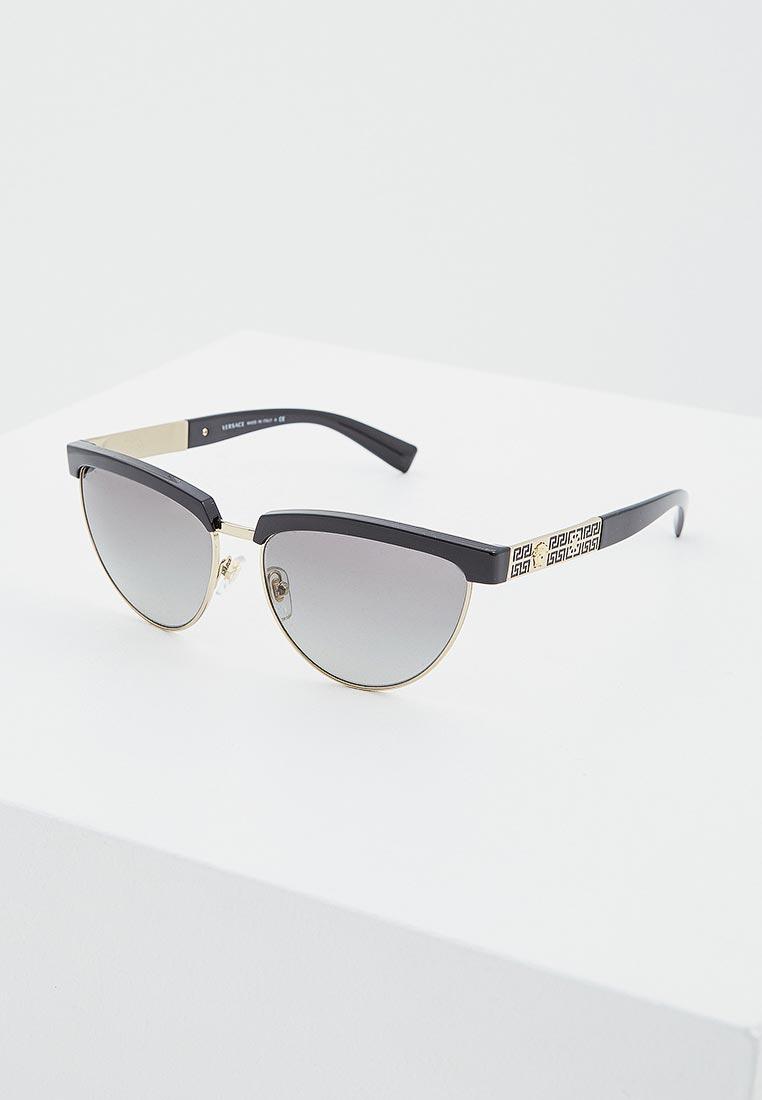 Женские солнцезащитные очки Versace 0VE2169
