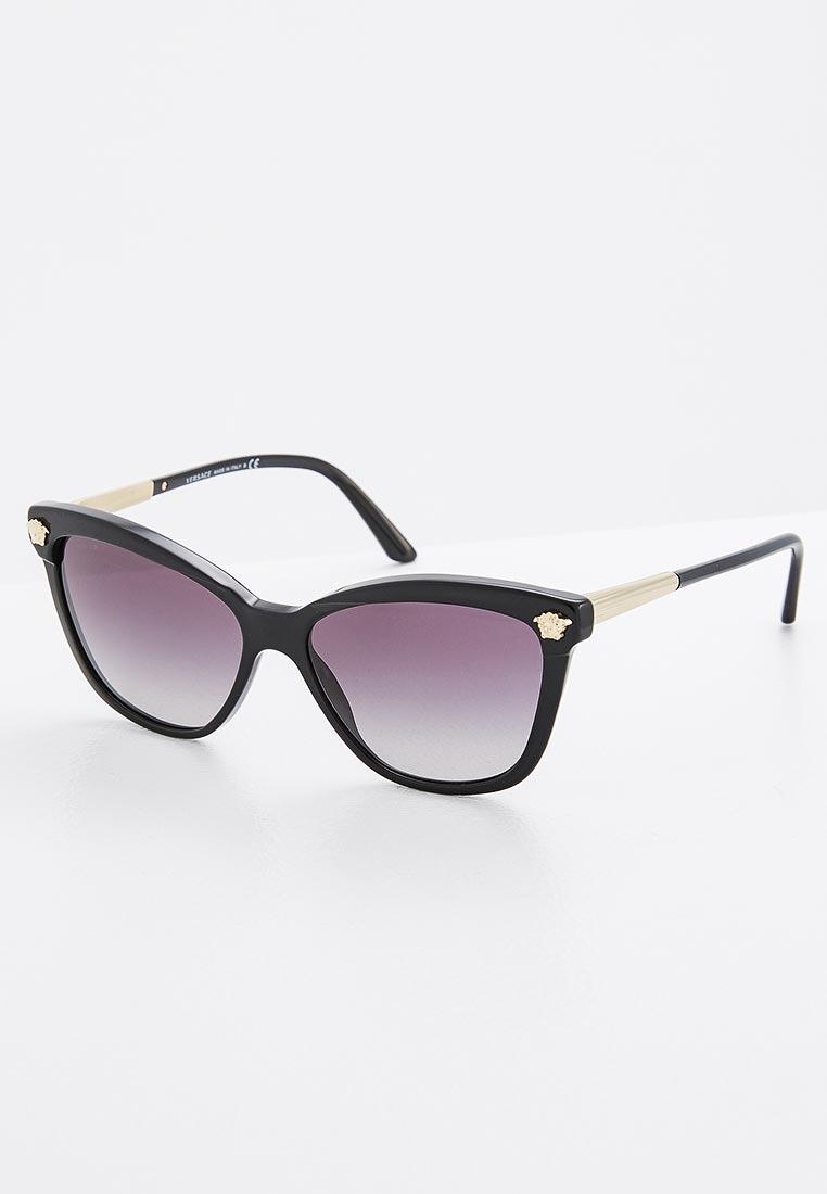 Женские солнцезащитные очки Versace 0VE4313