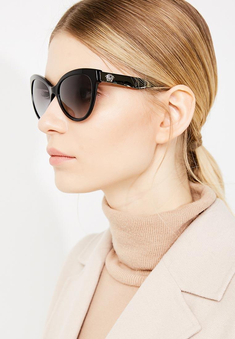 Женские солнцезащитные очки Versace 0VE4338