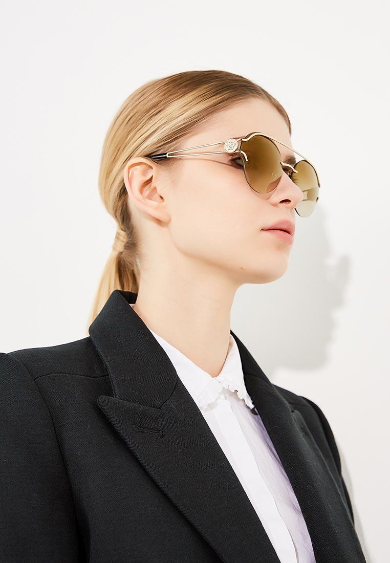 Женские солнцезащитные очки Versace 0VE2184: изображение 1