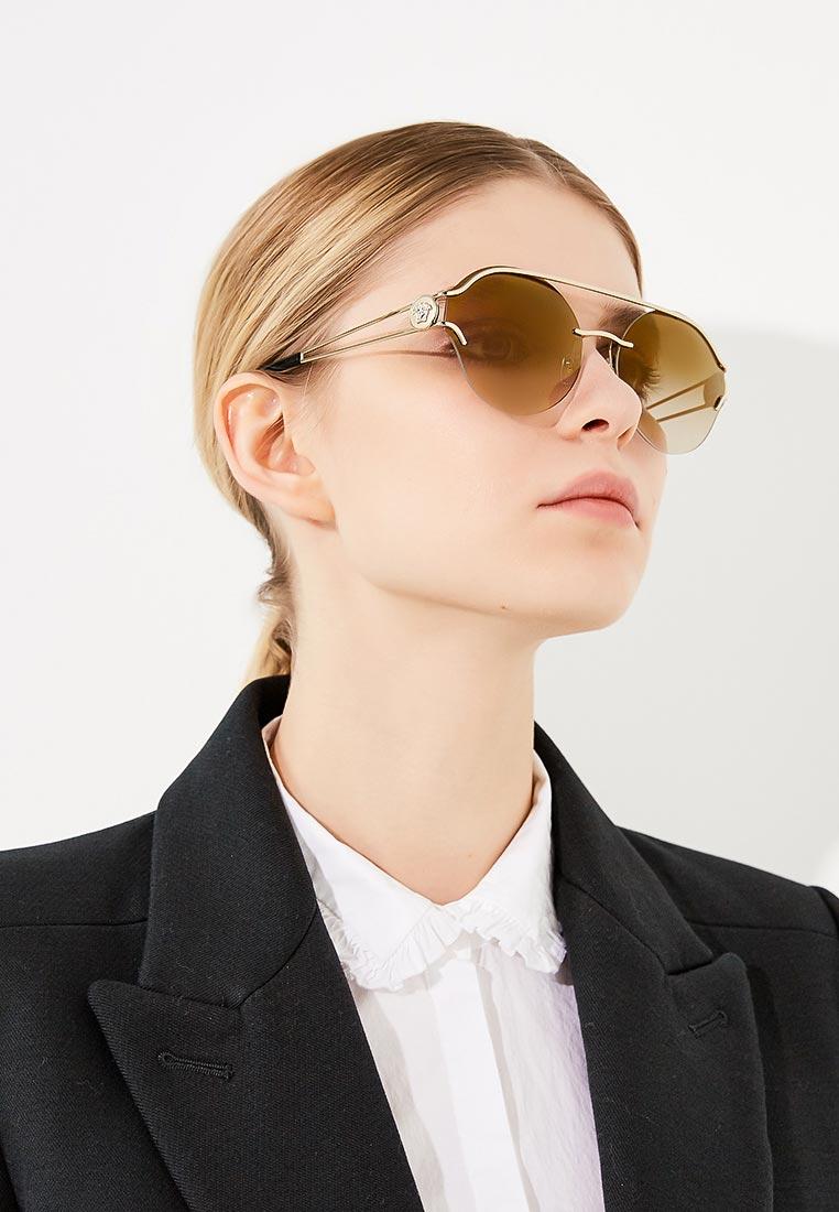 Женские солнцезащитные очки Versace 0VE2184: изображение 2