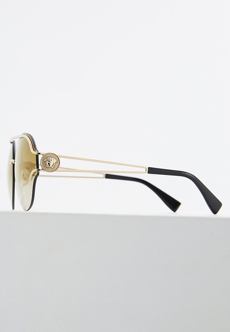 Женские солнцезащитные очки Versace 0VE2184: изображение 5