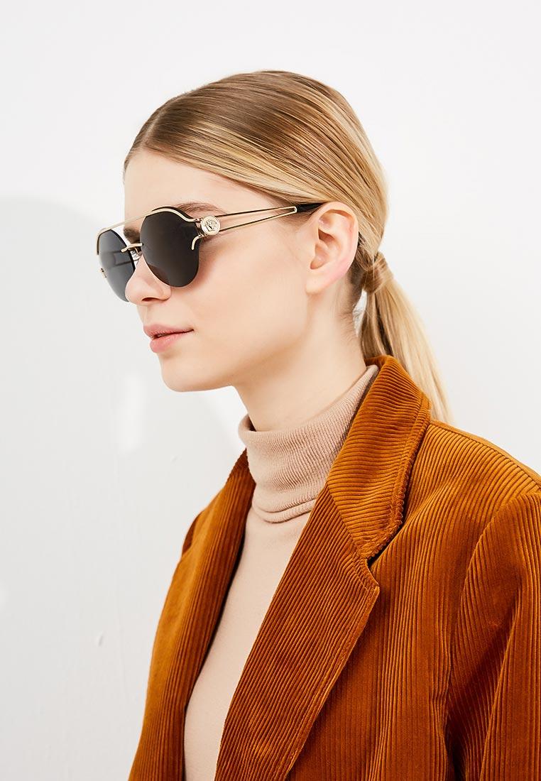Женские солнцезащитные очки Versace 0VE2184: изображение 8