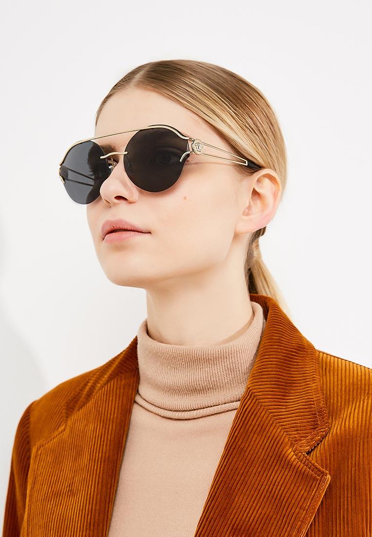 Женские солнцезащитные очки Versace 0VE2184: изображение 9