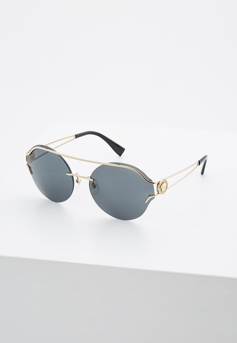 Женские солнцезащитные очки Versace 0VE2184: изображение 10