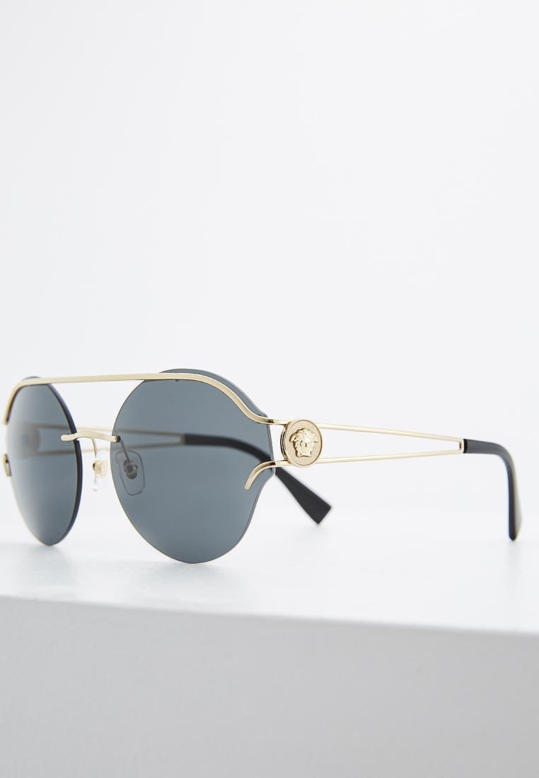 Женские солнцезащитные очки Versace 0VE2184: изображение 13