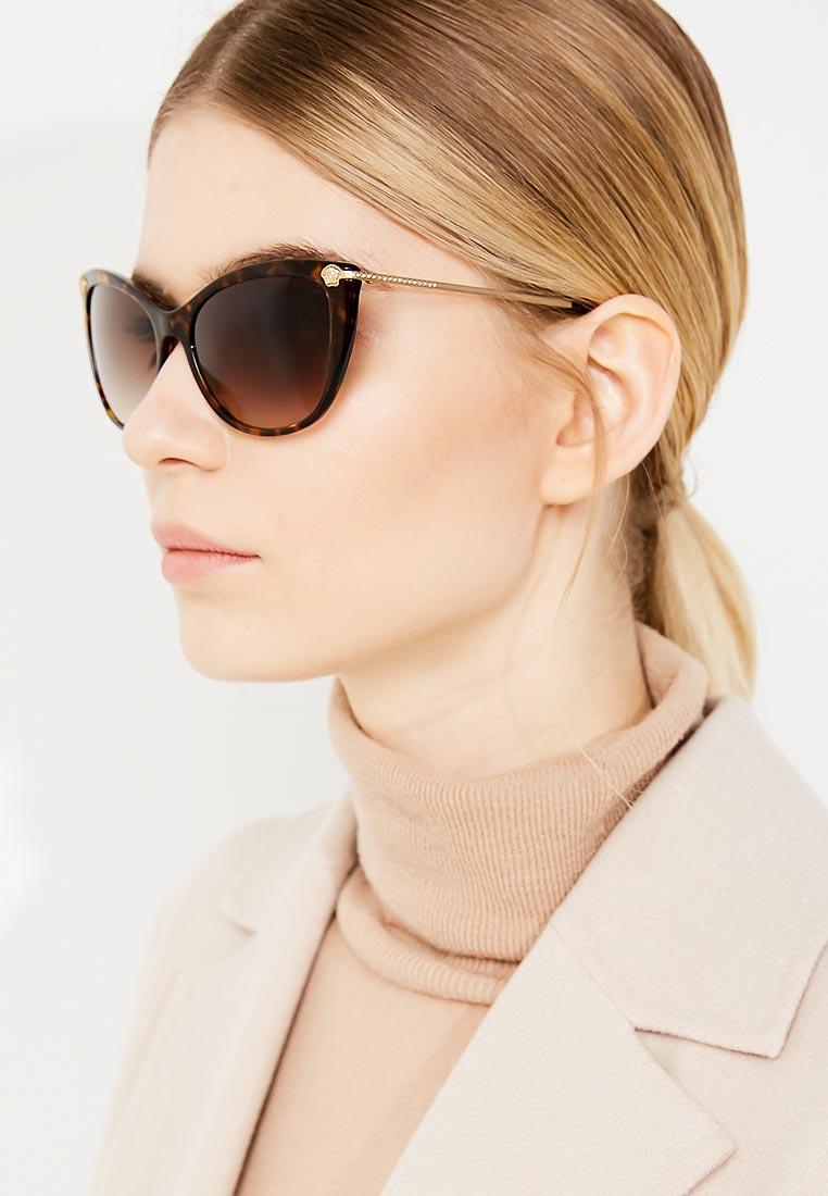 Женские солнцезащитные очки Versace 0VE4345B