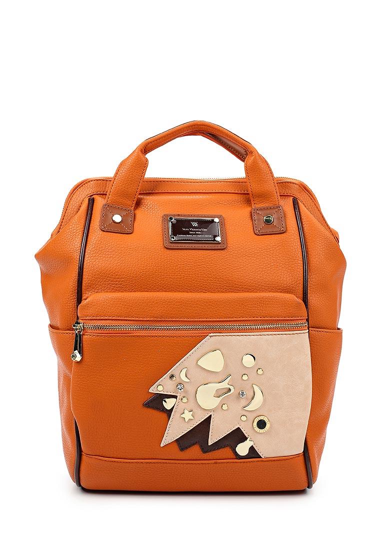 Городской рюкзак Vera Victoria Vito Diamante-6