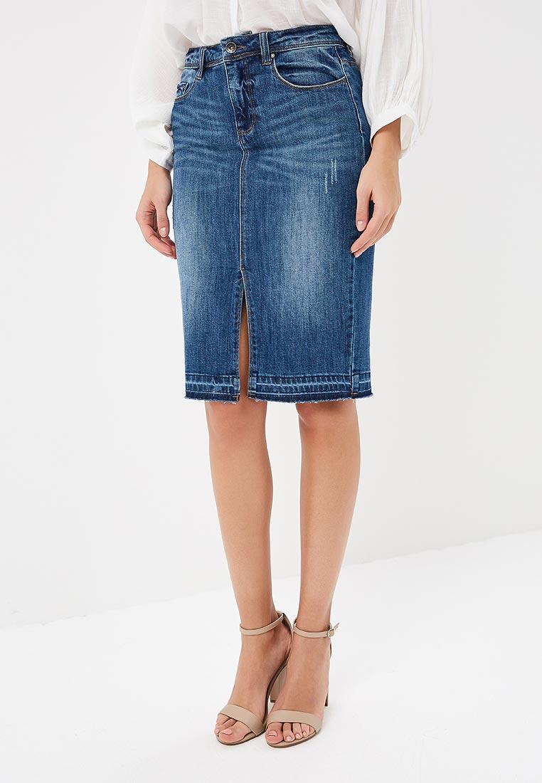 Прямая юбка Vero Moda 10192549