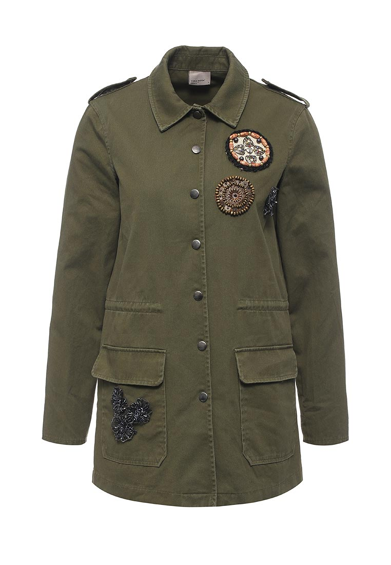 Утепленная куртка Vero Moda 10178845