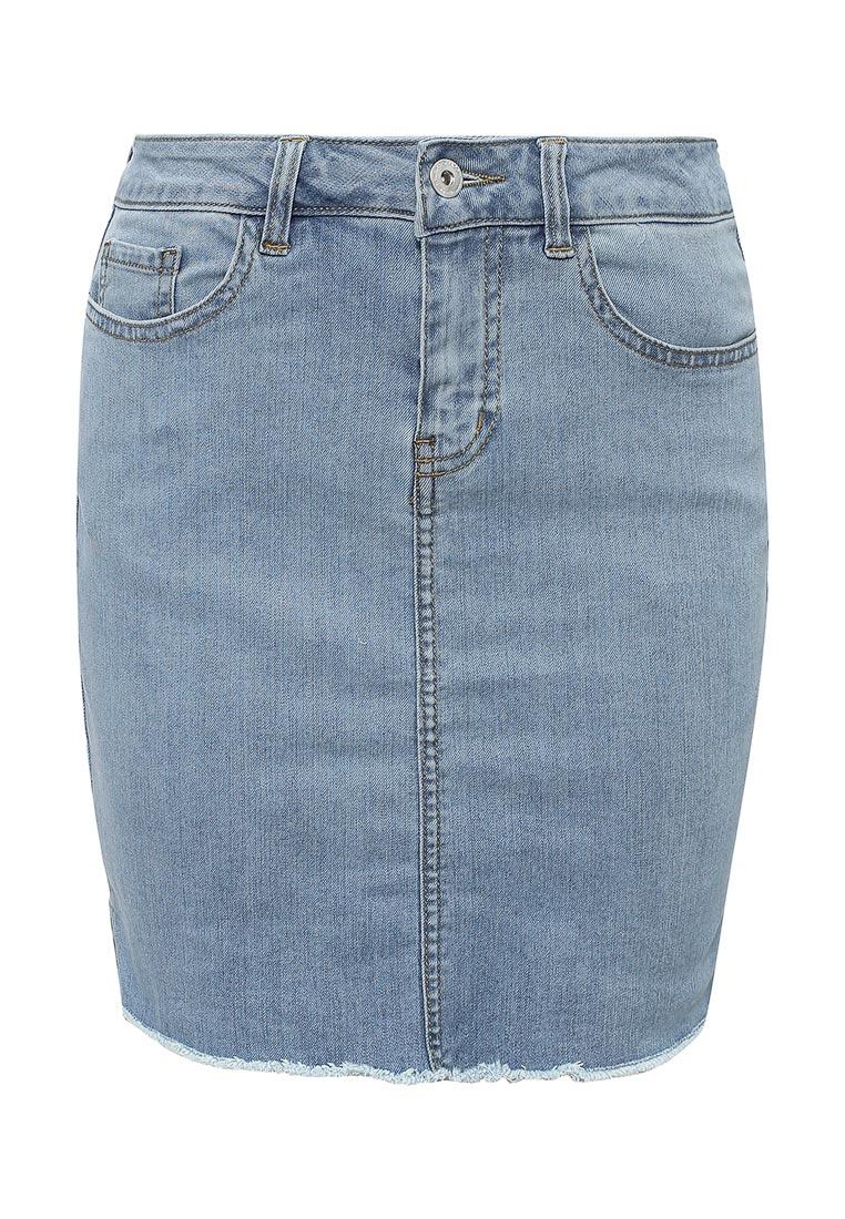 Джинсовая юбка Vero Moda 10176245