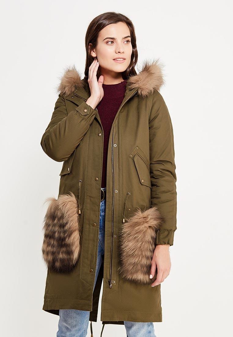 Утепленная куртка V&Florence 2437