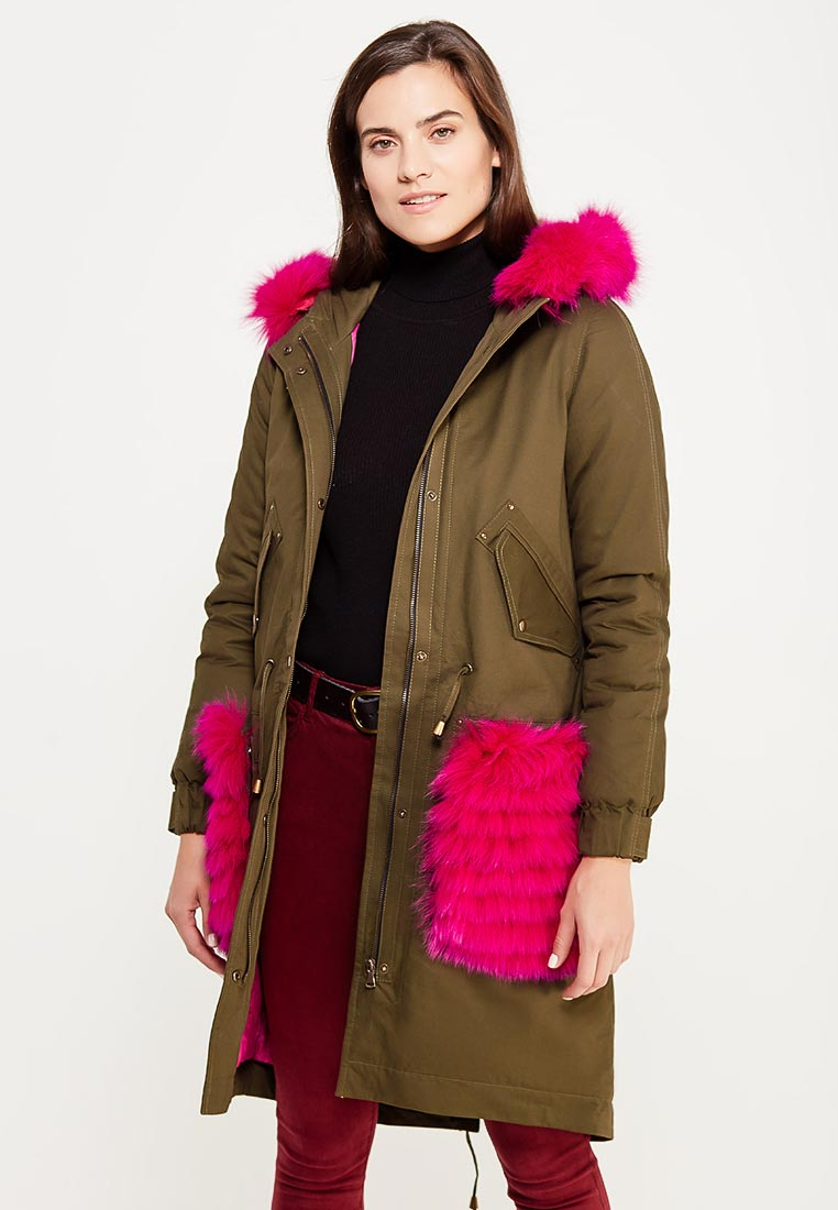 Утепленная куртка V&Florence 2450