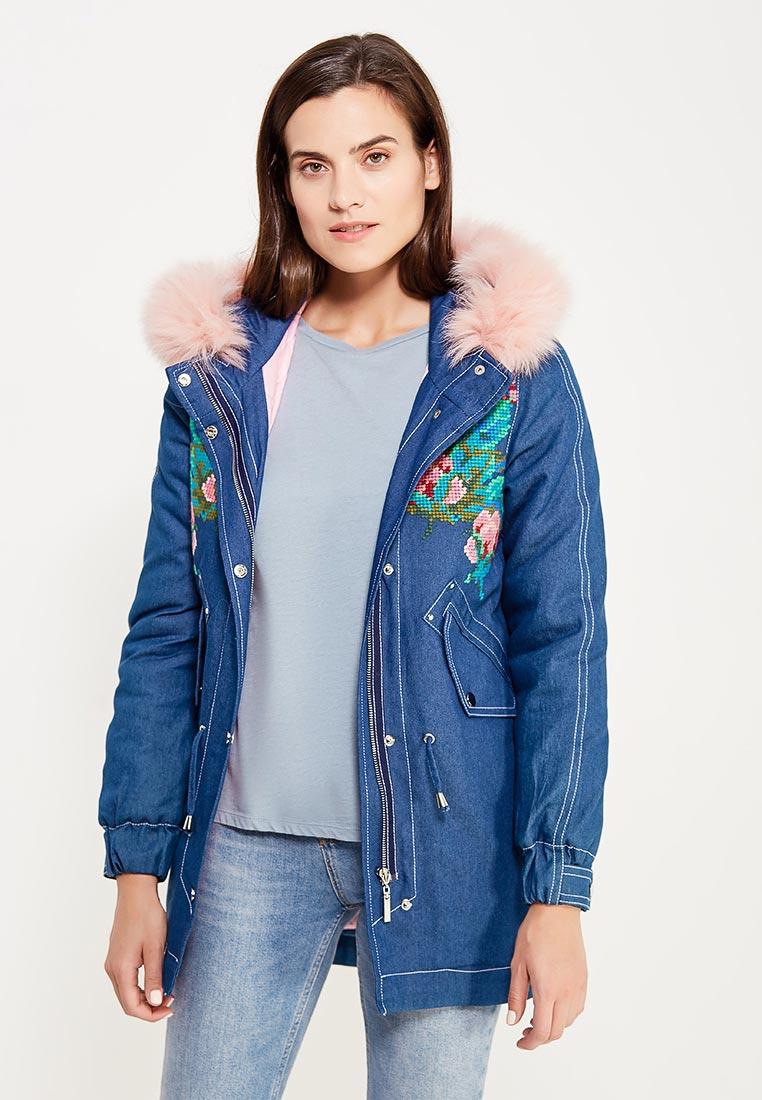 Утепленная куртка V&Florence 2468