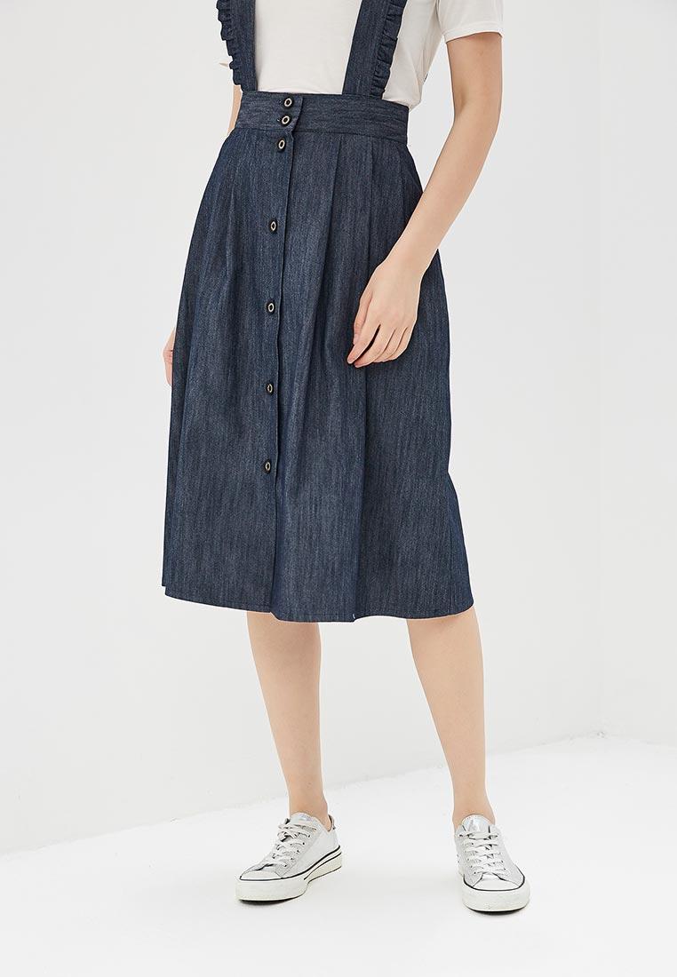 Прямая юбка Vis-a-Vis S3925