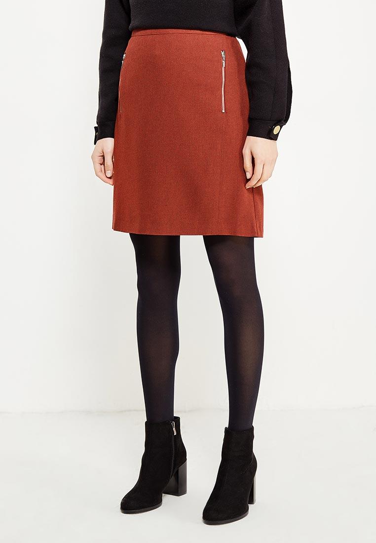 Прямая юбка Vis-a-Vis S3641