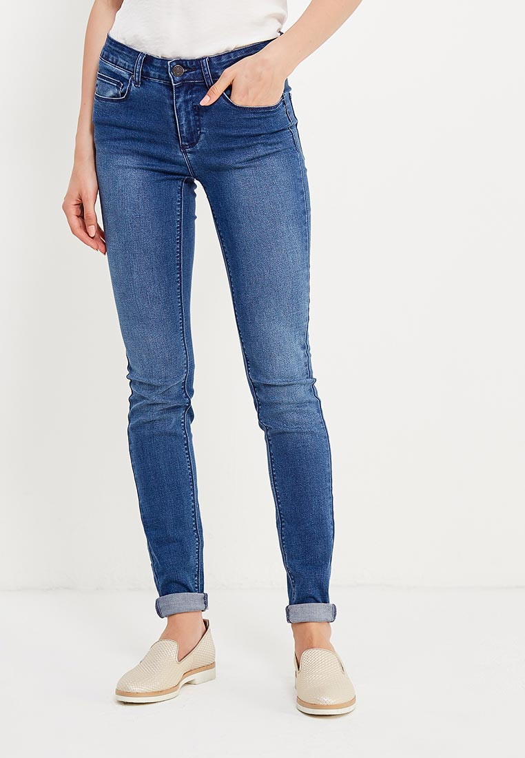 Зауженные джинсы Vila 14042595