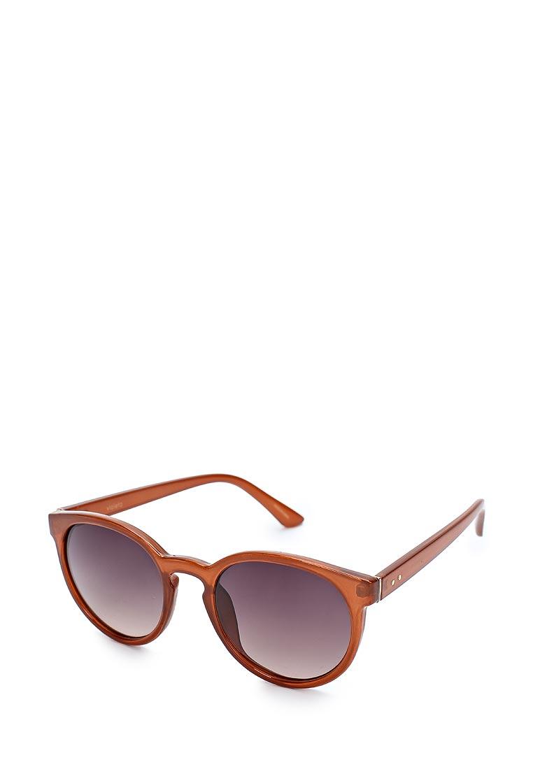Женские солнцезащитные очки Violeta by Mango (Виолетта бай Манго) 13070823