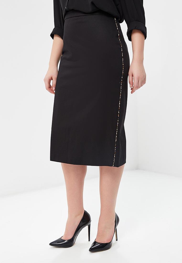 Прямая юбка Violeta by Mango (Виолетта бай Манго) 21080947
