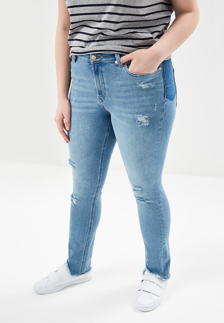 Зауженные джинсы Violeta by Mango (Виолетта бай Манго) 23023608