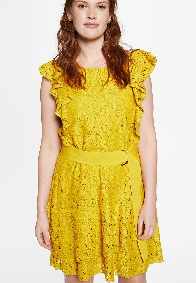 Платье Violeta by Mango (Виолетта бай Манго) 21045716