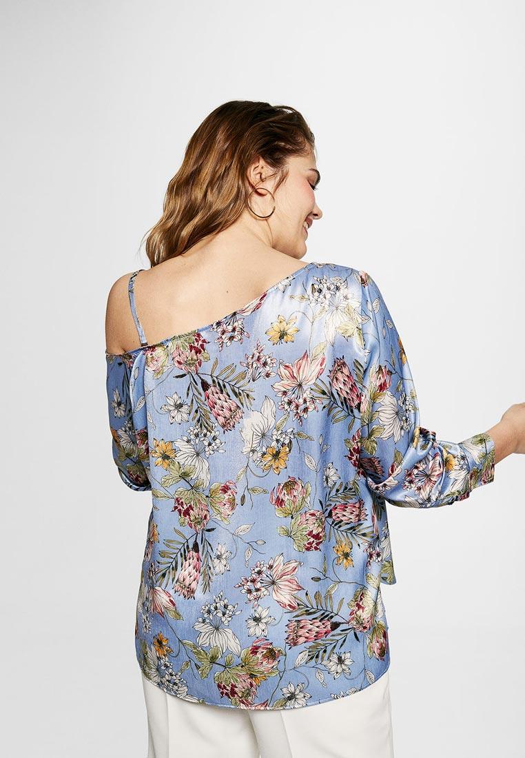 Блуза Violeta by Mango (Виолетта бай Манго) 21027693: изображение 2