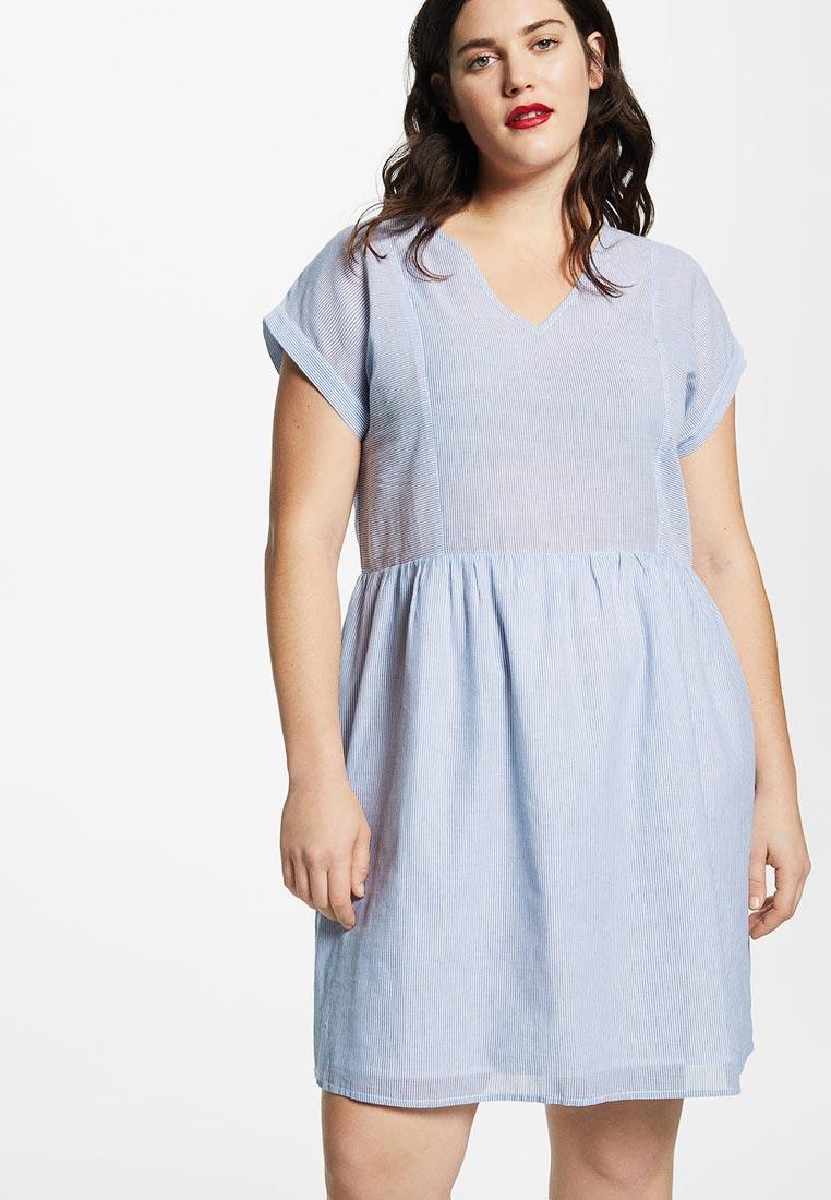Платье Violeta by Mango (Виолетта бай Манго) 23917651